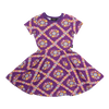 Rock Your Baby Purple Haze Waisted Dress