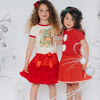 Rock Your Baby Reindeer Joy T-Shirt - Annie and Islabean