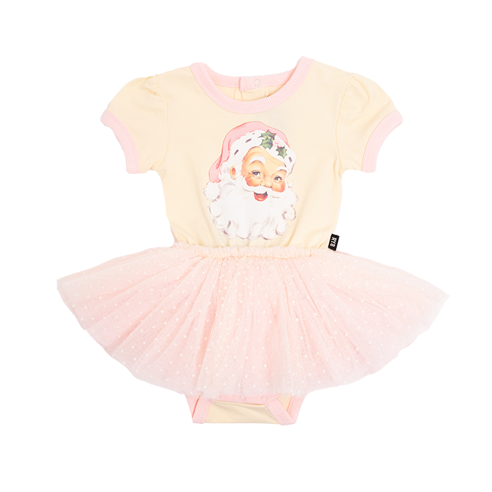 Rock Your Baby Santa Circus Dress - Baby