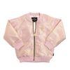 Rock Your Baby Shimmer Jacket - Light Gold/Pink - Annie and Islabean
