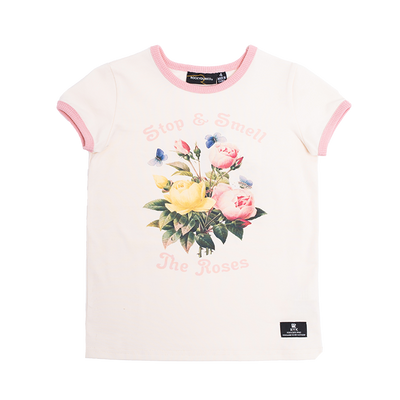 Rock Your Baby Smell The Roses T-Shirt