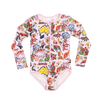 Rock Your Baby Souvenir Tea Towel Long Sleeve Swimsuit