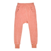 Rock Your Baby Terry Towelling Track Pants - Musk Pink - Annie and Islabean