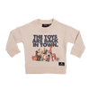 Rock Your Baby The Toys Are Back Sweatshirt