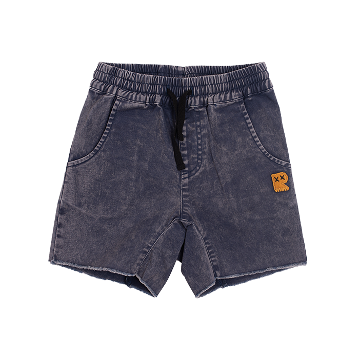 Rock Your Baby True Blue Strollin' Shorts