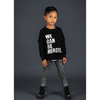 Rock Your Baby We Can Be Heroes Pullover