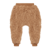 Rock Your Baby Caramel Sherpa Track Pants - Annie and Islabean