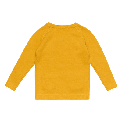 Rock Your Baby Mustard Cardigan - Annie and Islabean