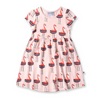Safe Flamingos Dress