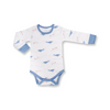 Sapling Child Whale Long Sleeve Bodysuit