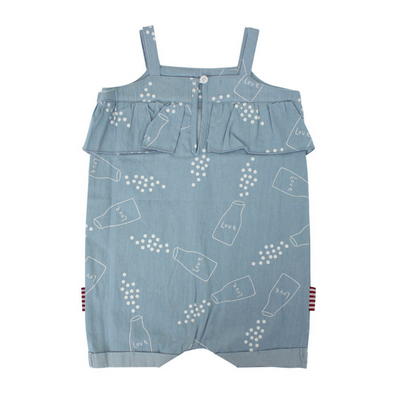 Sprinkling Love Playsuit