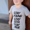Little Lords Stay Young Tee, Little Lords - Annie and Islabean