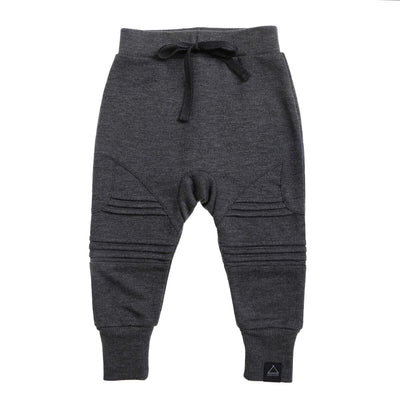 Charcoal Surf Trackies, Sunday Soldiers - Annie and Islabean