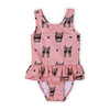 KaPow Kids Super Girl Swimsuit - Annie and Islabean