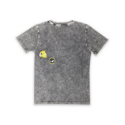 Tiger Badges Tee