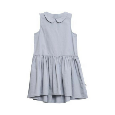 Chambray Maike Dress, WHEAT - Annie and Islabean