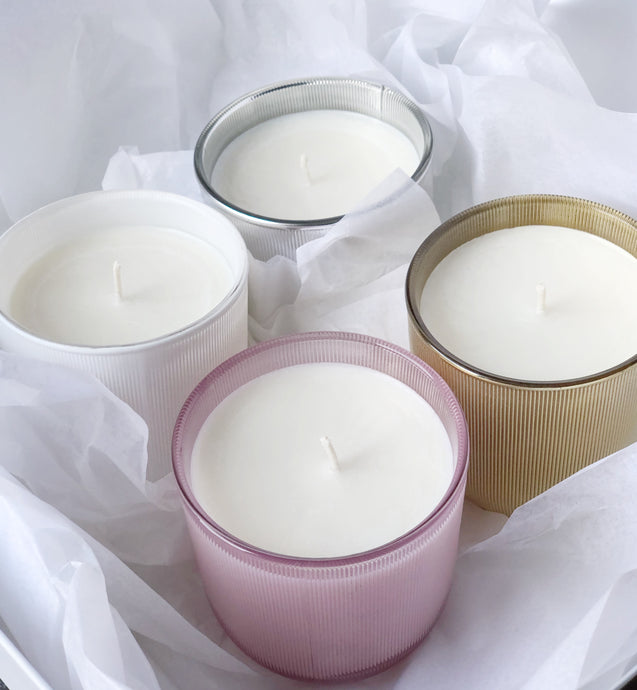 Bridal Party Candle Gift Set of 4