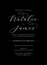 Load image into Gallery viewer, Natalie - Digital Print Wedding Invitation