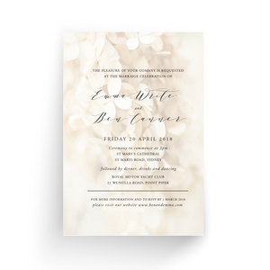 'Emilia' Wedding Invitation