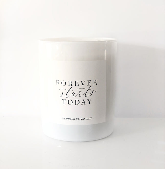 'Forever' Candle 240ml