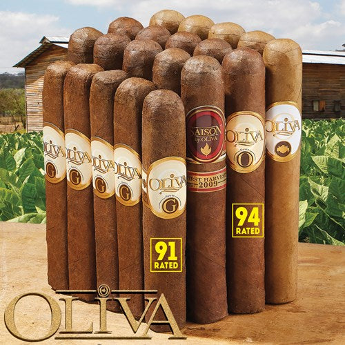 Oliva Mega-Sampler - Havana Jim's - Finest Boutique Cigars
