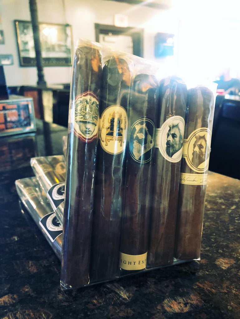 Caldwell 5-Cigar Collection Sampler - Havana Jim's - Finest Boutique Cigars