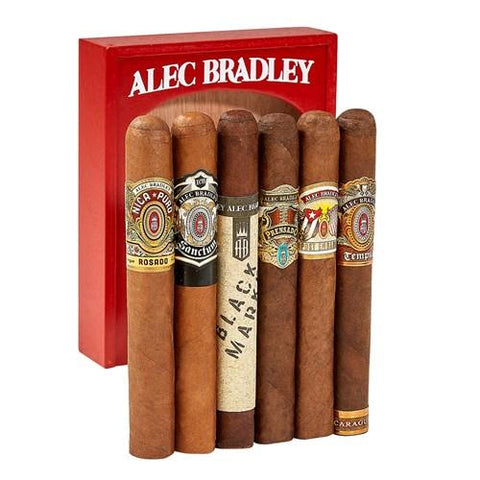 Alec Bradley Taste of the World Sampler #100 - Havana Jim's - Finest Boutique Cigars