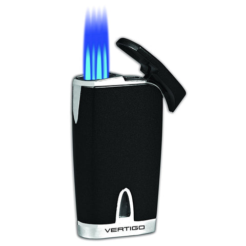 Vertigo Twister QUAD Lighter - Havana Jim's - Finest Boutique Cigars