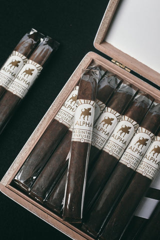 Absinthe Infused - Maduro - Havana Jim's - Finest Boutique Cigars