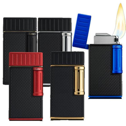 Colibri Julius Double Flame Lighter - Havana Jim's - Finest Boutique Cigars