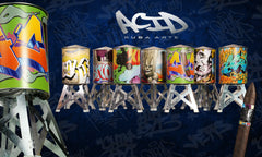 ACID Kuba Arte Humidors by Drew Estate - NOW AVAILABLE! - Havana Jim's - Finest Boutique Cigars
