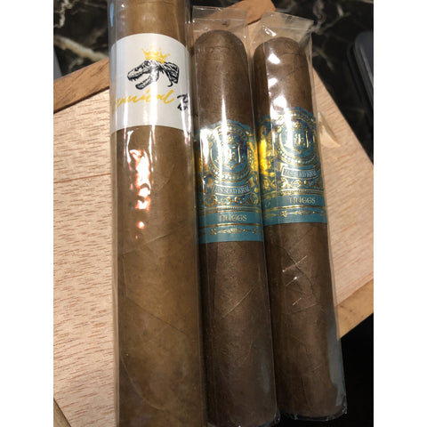 JSK 3 Cigar Sampler - Havana Jim's - Finest Boutique Cigars