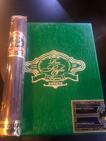 Don Rafa - Chocolate Mint - Havana Jim's - Finest Boutique Cigars