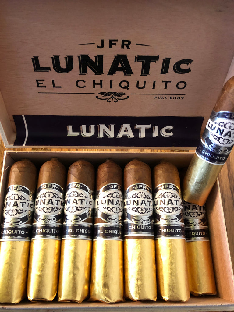 JFR Lunatic El Chiquito Habano - Havana Jim's - Finest Boutique Cigars