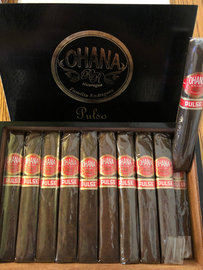 Ohana Pulse Box Pressed - Havana Jim's - Finest Boutique Cigars
