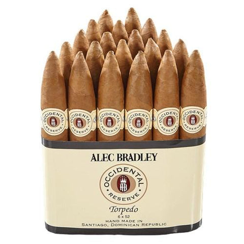 Alec Bradley Occidental Reserve - Havana Jim's - Finest Boutique Cigars