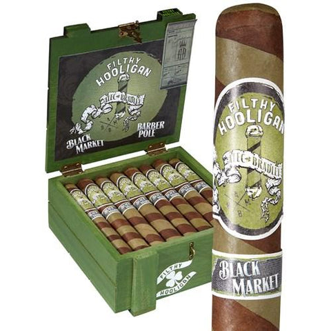 Alec Bradley Black Market Filthy Hooligan Barber Pole - Havana Jim's - Finest Boutique Cigars