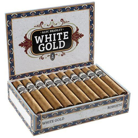 Alec Bradley White Gold - Havana Jim's - Finest Boutique Cigars