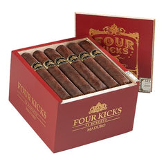 Four Kicks Maduro by Crowned Heads - Havana Jim's - Finest Boutique Cigars