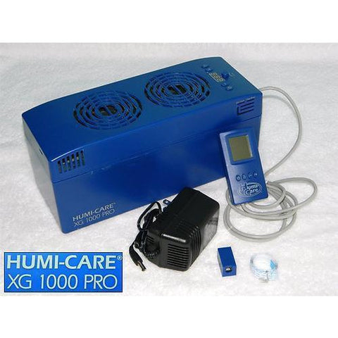 Humi-Care XG1000 Pro Humidifier - Havana Jim's - Finest Boutique Cigars