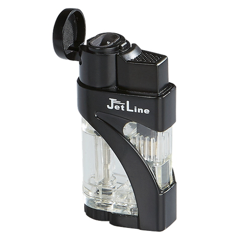 JetLine Phantom Dual Torch Lighter - Havana Jim's - Finest Boutique Cigars