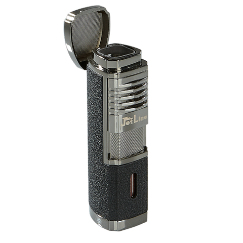 JetLine Villano Quad Torch Lighter - Havana Jim's - Finest Boutique Cigars