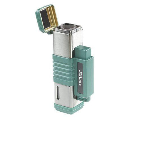 Jetline New York Triple-Flame Lighter - Havana Jim's - Finest Boutique Cigars
