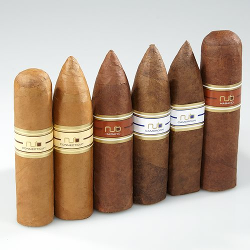 NUB 12-Cigar Flight Sampler - Havana Jim's - Finest Boutique Cigars