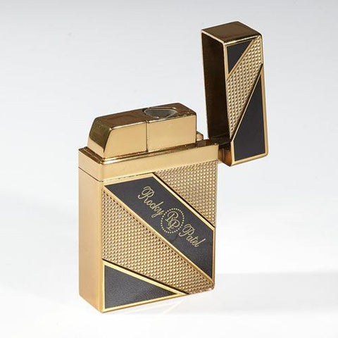 Rocky Patel Gold Torcia Triple Torch Lighter - Havana Jim's - Finest Boutique Cigars