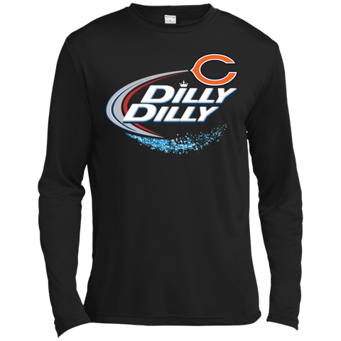 Chicago Bears Dilly Dilly Bud Light Nfl Football Fans Premium Gift