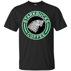 Game of Thrones Starbucks Coffee Tee