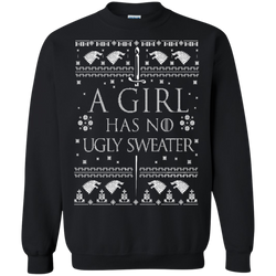 Super Hot Ugly Christmas S Game Of Thrones A Girl Has No Ugly