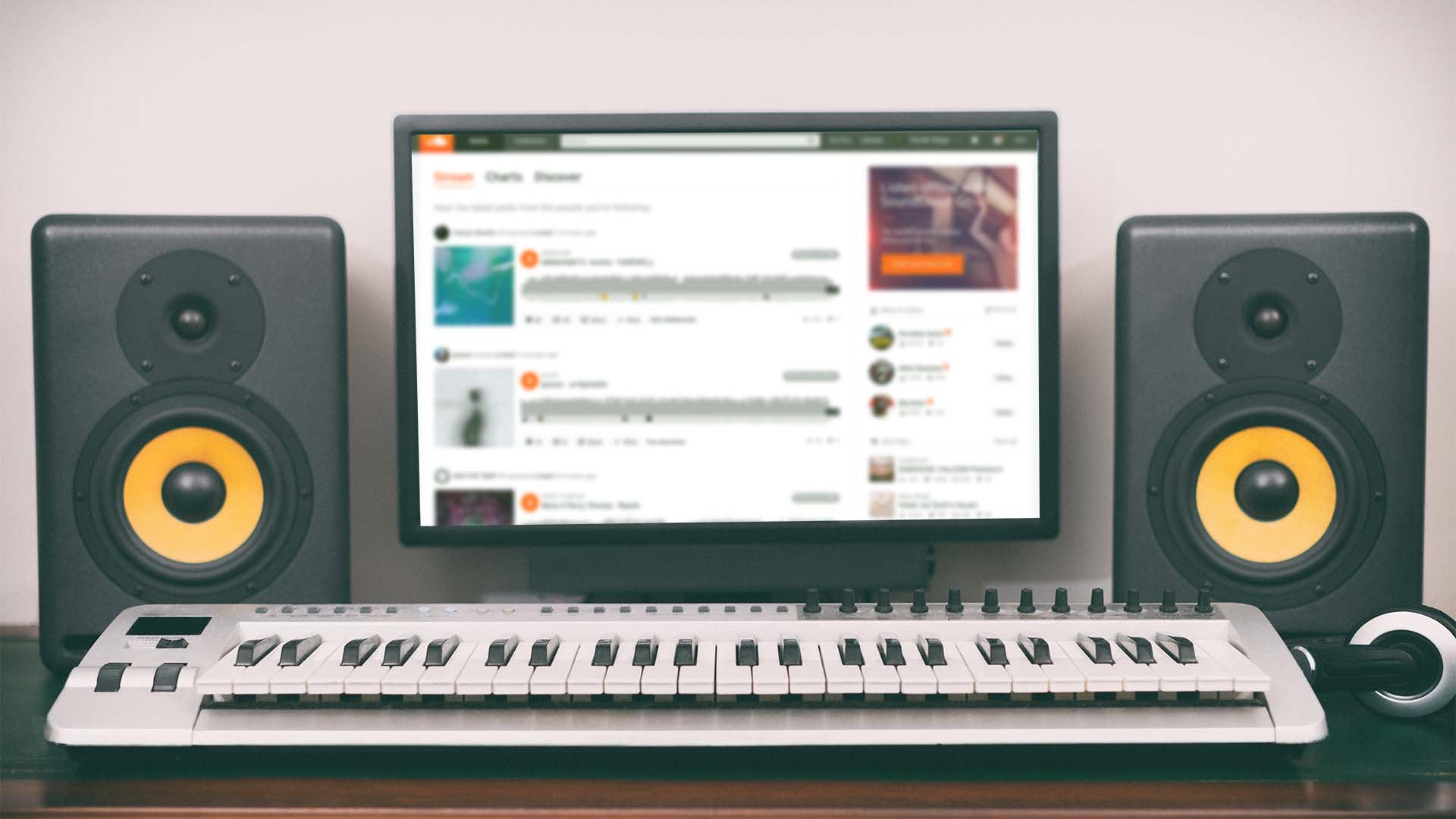 how to find producers on soundcloud