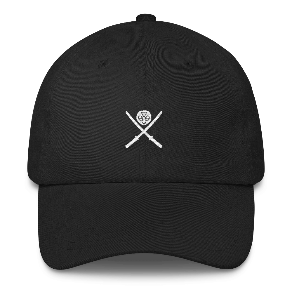 Alien Logo Dad Hat